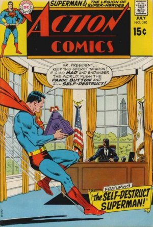 Action Comics # 390