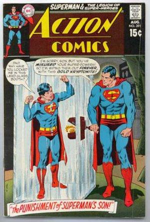 Action Comics # 391