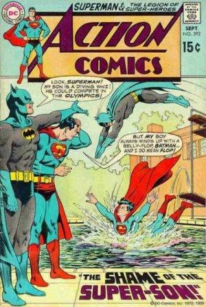 Action Comics # 392
