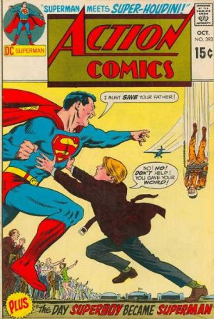 Action Comics # 393