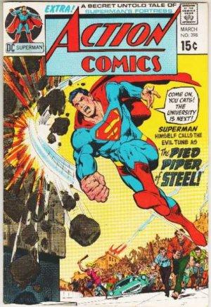 Action Comics # 398