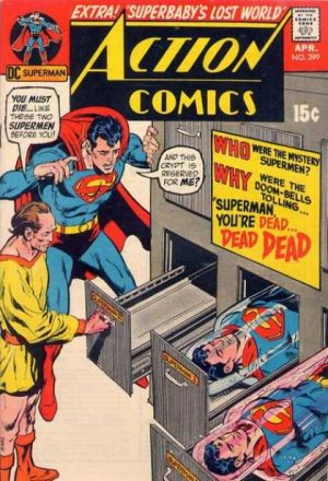Action Comics # 399