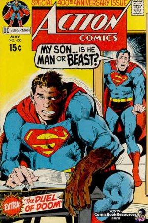 Action Comics # 400