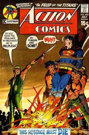 Action Comics # 402