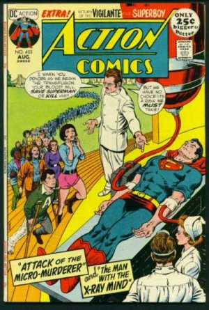Action Comics # 403
