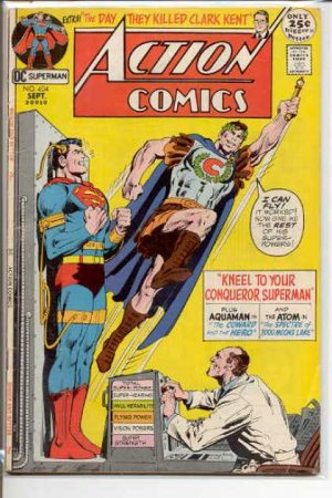 Action Comics # 404