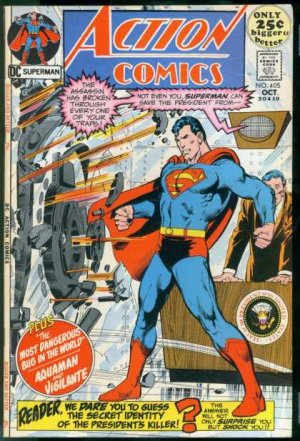 Action Comics # 405
