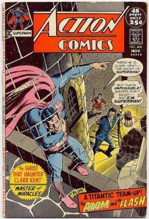 Action Comics # 406
