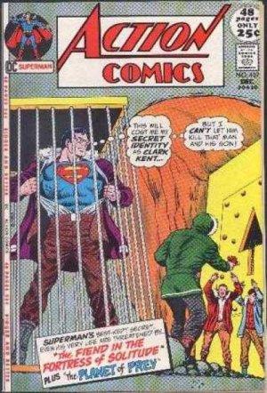 Action Comics # 407