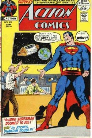 Action Comics # 408