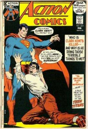 Action Comics # 409