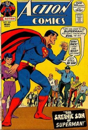 Action Comics # 410