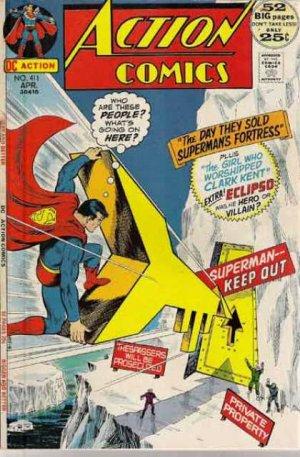 Action Comics # 411