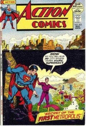 Action Comics # 412