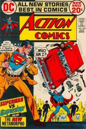 Action Comics # 414