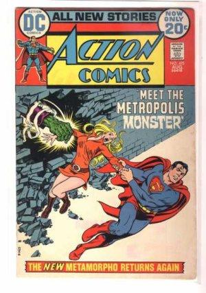 Action Comics # 415