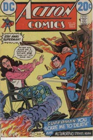 Action Comics # 416