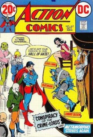 Action Comics # 417