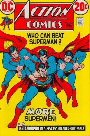 Action Comics # 418