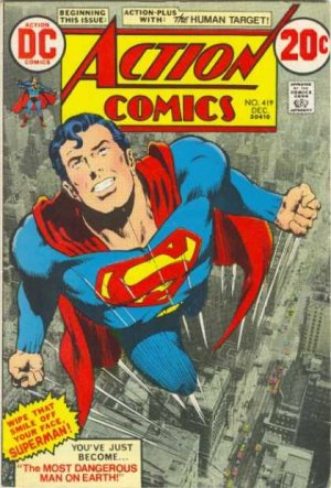 Action Comics # 419 Issues V1 (1938 - 2011)