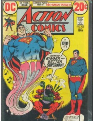 Action Comics # 420