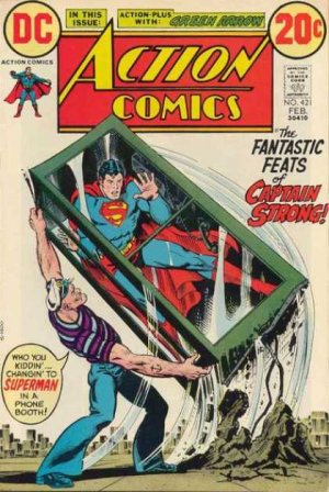 Action Comics # 421