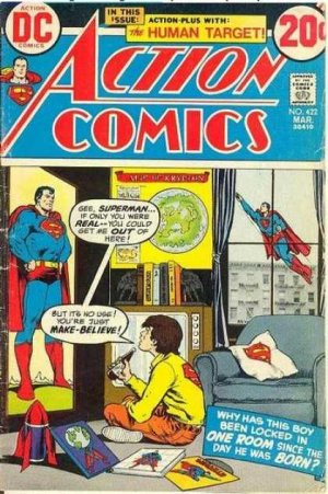 Action Comics # 422