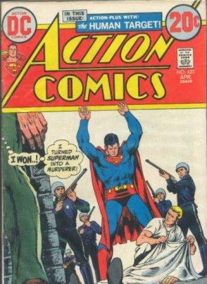 Action Comics # 423