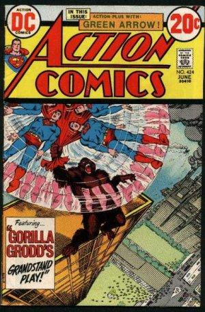 Action Comics # 424