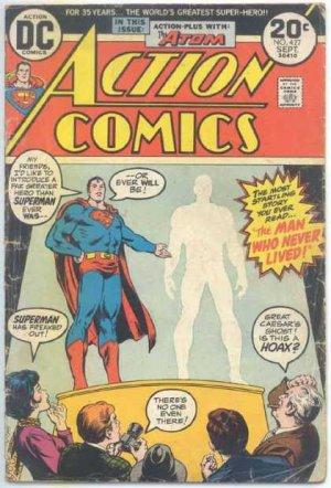 Action Comics # 427