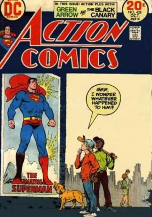 Action Comics # 428