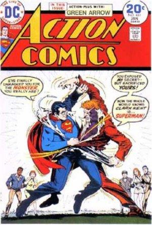 Action Comics # 431