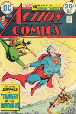 Action Comics # 432