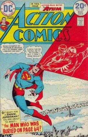 Action Comics # 433