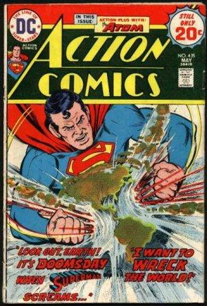 Action Comics # 435