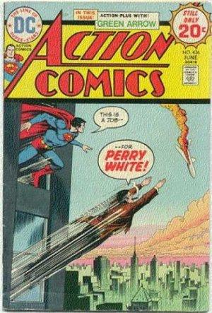 Action Comics # 436