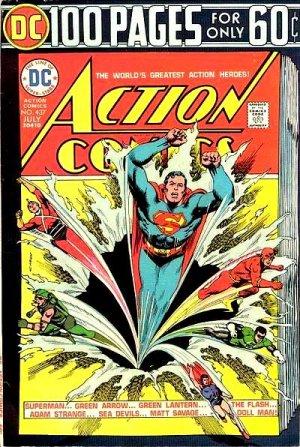 Action Comics # 437