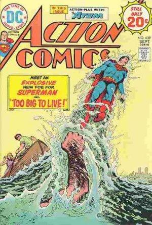 Action Comics # 439