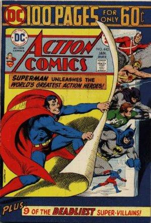 Action Comics # 443