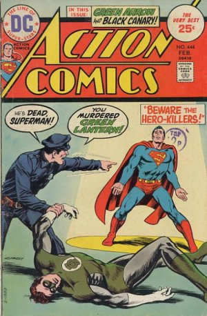 Action Comics # 444