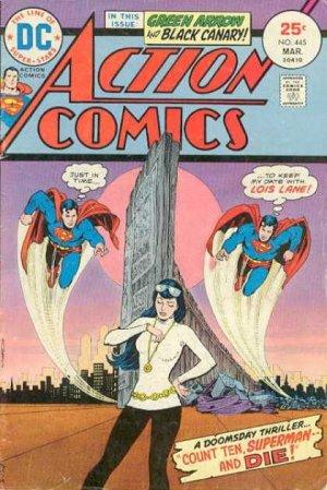 Action Comics # 445