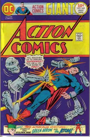 Action Comics # 449