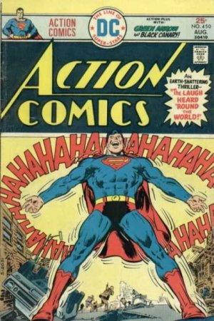 Action Comics # 450