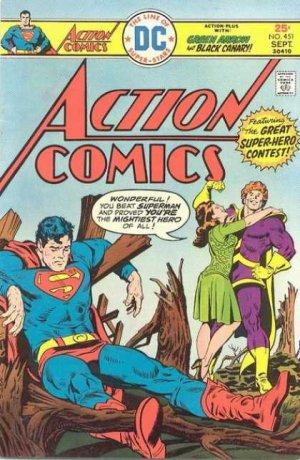 Action Comics # 451