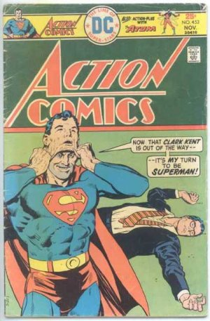 Action Comics # 453