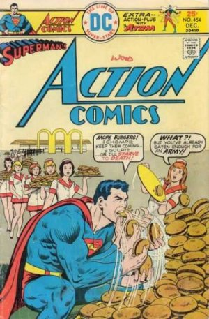 Action Comics # 454