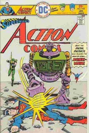 Action Comics # 455