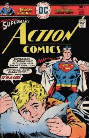 Action Comics # 457