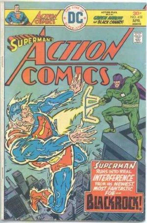 Action Comics # 458