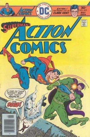 Action Comics # 459